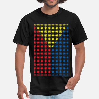 Philippines Filipino Sun Flag by AiReal Apparel - Men's T-Shirt