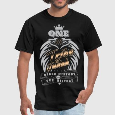 ONE In Tribe of Judah - Men's T-Shirt