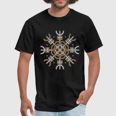 Helm of awe - Men's T-Shirt