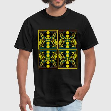 PATTERNS OF ASCENSION 1 - Men's T-Shirt