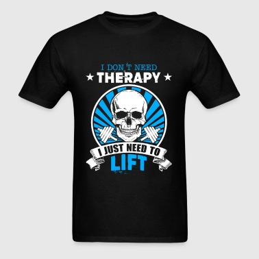 Lifting Therapy Shirt - Men's T-Shirt