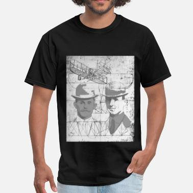 Wright Wright Brothers - Men's T-Shirt