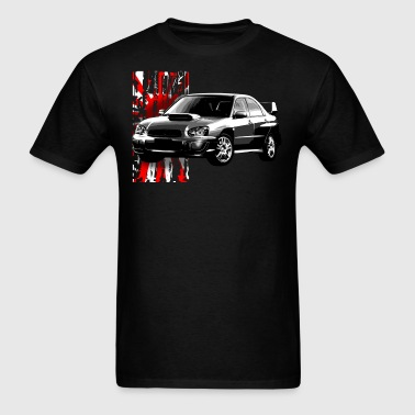 Impreza Tear it up - Men's T-Shirt