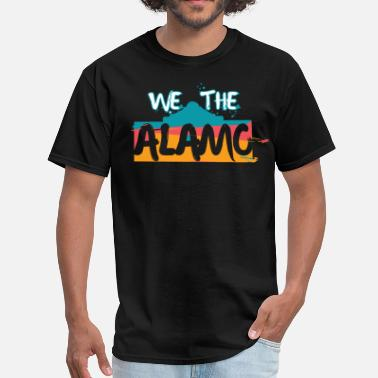 Alamo We the Alamo - Men's T-Shirt