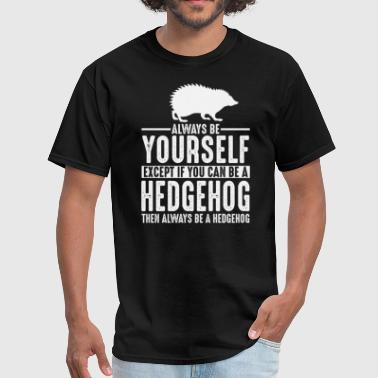 Hedgehog Lover Hedgehog Gift Lover - Men's T-Shirt