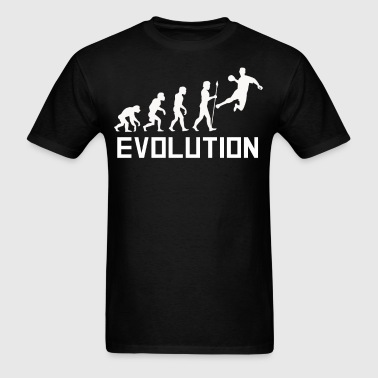 Dodgeball Player Evolution Funny Dodgeball Shirt - Men's T-Shirt