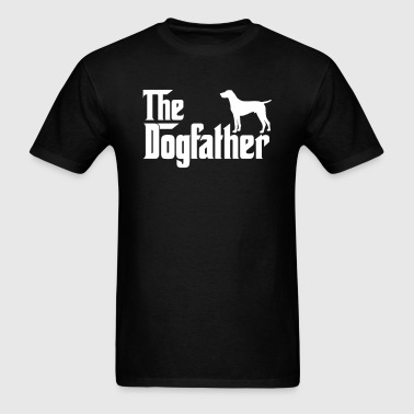 German Shorthaired Pointer DogFather T-Shirt - Men's T-Shirt