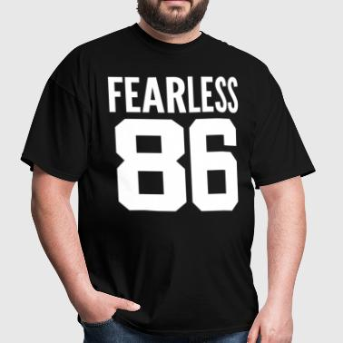 Fearless 1986 30th Birthday 30 Years Old Varsity - Men's T-Shirt