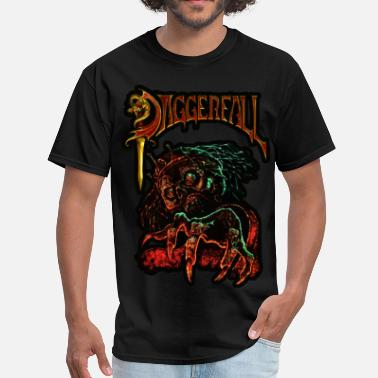 Elder Scrolls Daggerfall - Men's T-Shirt