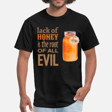 Honey Bee - Men's T-Shirt