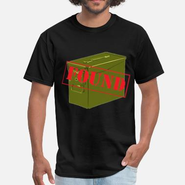 Ammo Can Found Ammo Can - Men's T-Shirt