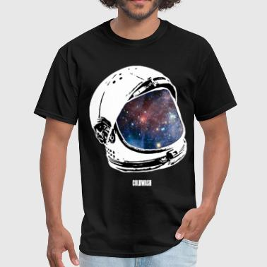 SPACE HELMET - Men's T-Shirt