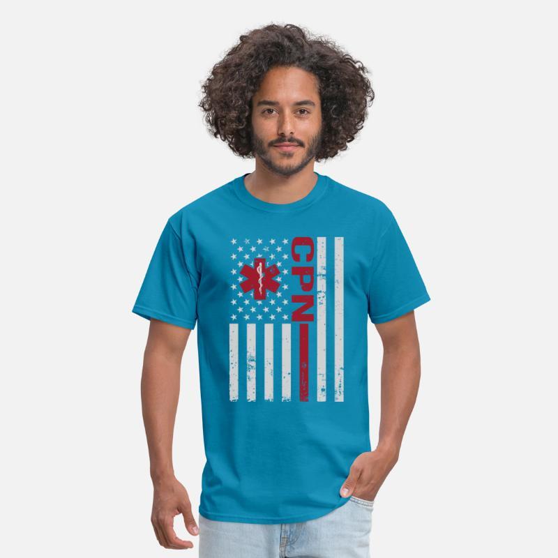 Cpn Certified Pediatric Nurse Gift Mens T Shirt Spreadshirt