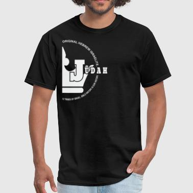 Black Hebrew Israelite Clothing ONE in Tribe of Judah T - Men's T-Shirt