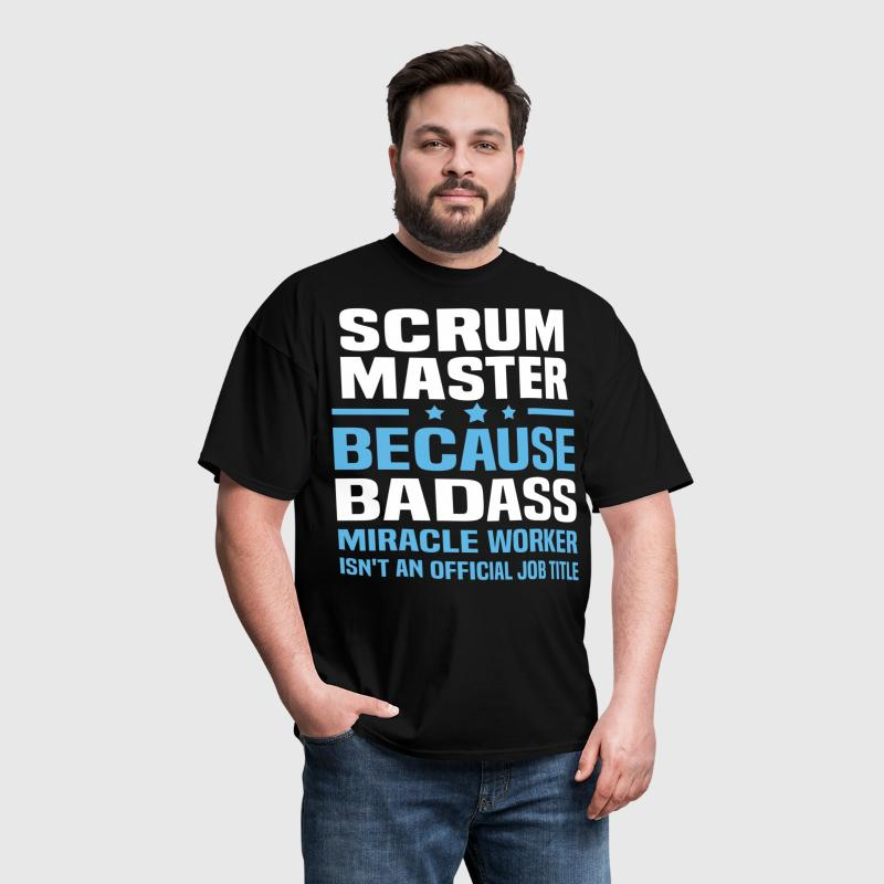 Scrum Master - Men's T-Shirt