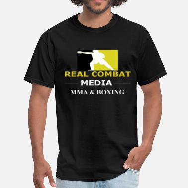 Rcm RCM Gold Logo - Men's T-Shirt