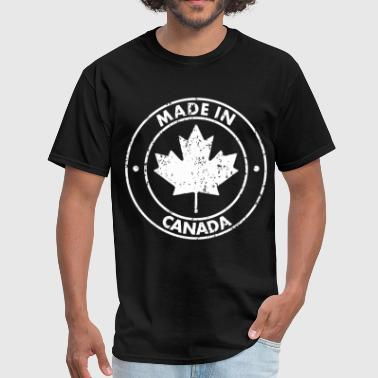Canadian Patriot Made In Canada WOMENS Canadian Nation Patriotic Fu - Men's T-Shirt
