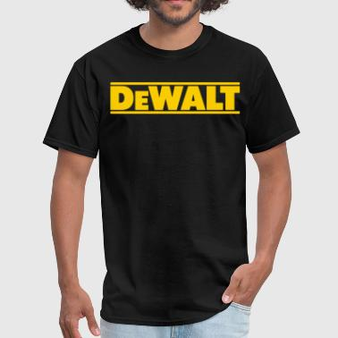 Handy Man DeWalt tools contractor handy man professional con - Men's T-Shirt