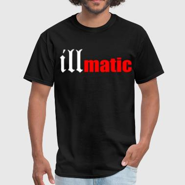 Illmatic Nas Hip Hop Rap Dj Trap 2 Pac Biggie Kany - Men's T-Shirt