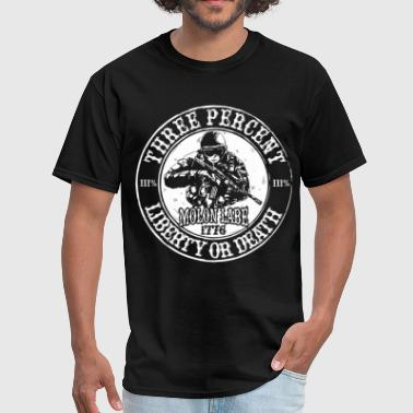 Fuck War Sons Of Liberty Patriotic Molon Labe Ar Freedom 3 - Men's T-Shirt