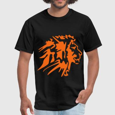 Lion Mane - Men's T-Shirt