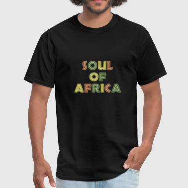 Soul of Africa - Men's T-Shirt
