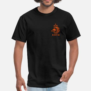 Emblem holland soccer - Men's T-Shirt