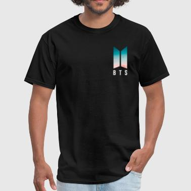 BTS ARMY LOGO SKY FOR ANYWHERE - Men's T-Shirt