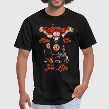 Ride On - Men's T-Shirt