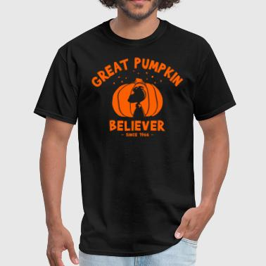 Great Pumpkin Great Pumpkin Believer - Men's T-Shirt
