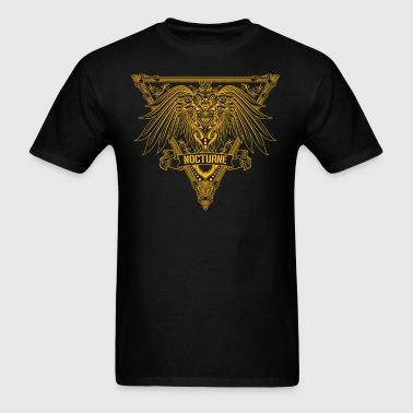 Nocturne gold - Men's T-Shirt