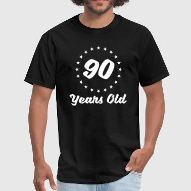 90 Years Old - Men's T-Shirt