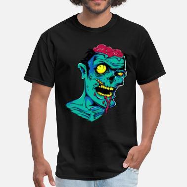 3d1ebbca8 Zombie Zombie - Undead - Geek - Horror - Scifi - Dead - Men'. Men's T- Shirt
