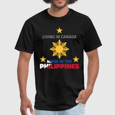 Pinoy Made in the Philippines (Canada) - Men's T-Shirt