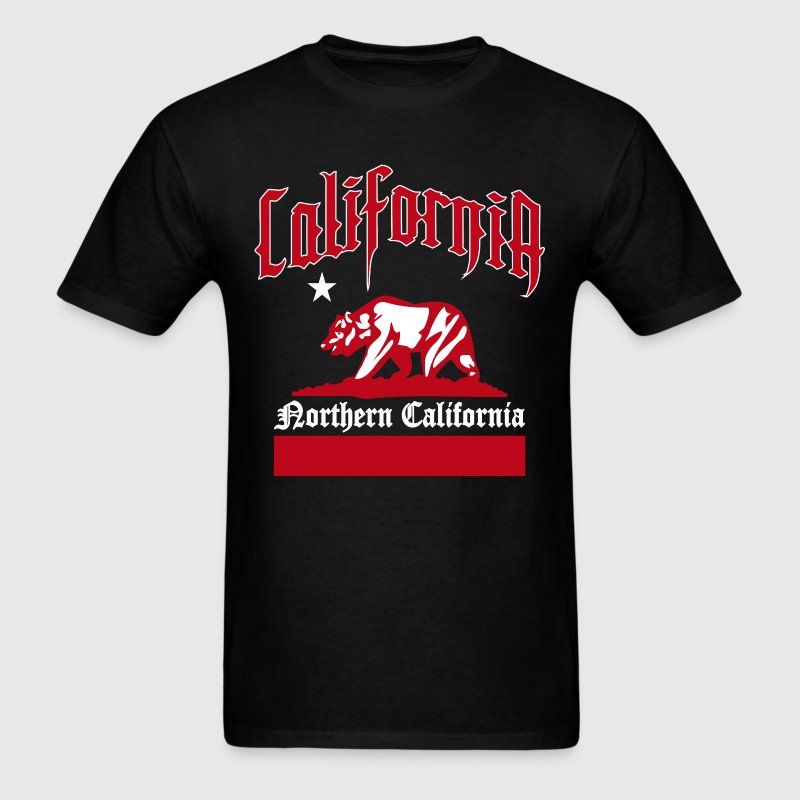 Northern California - Men's T-Shirt