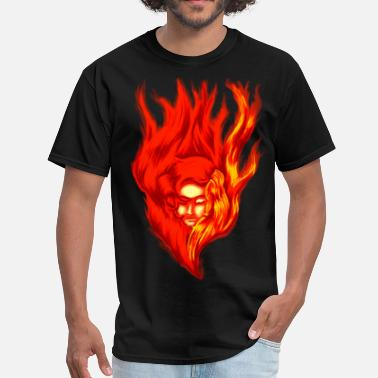Kids Fire fire - Men's T-Shirt