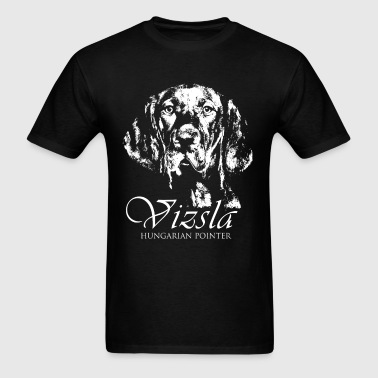 Vizsla  - Hungarian pointer  - Men's T-Shirt