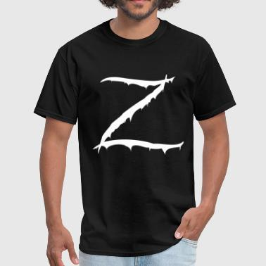 Zorro z  - Men's T-Shirt