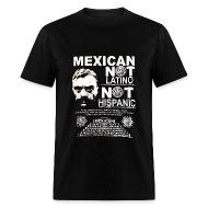 Hispanic Mens Dress Shirt