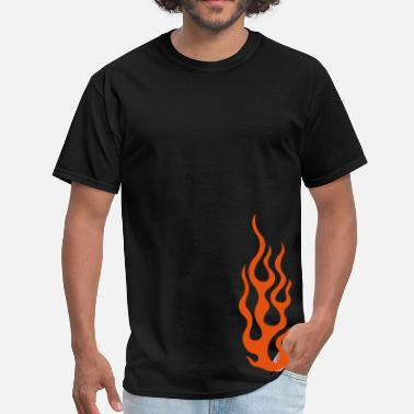 Passion flames 3 - Men's T-Shirt