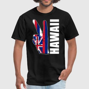 State Of Hawaii Flag HAWAII FLAG - Men's T-Shirt