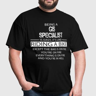 GIS Specialist - Men's T-Shirt