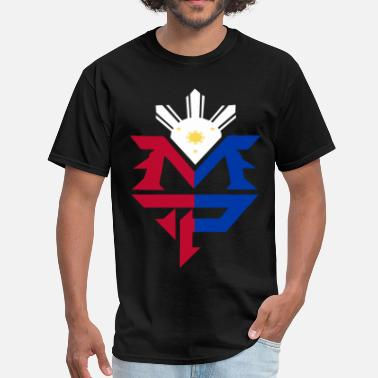 Team Pacquiao Manny Pacquiao flag - Men's T-Shirt