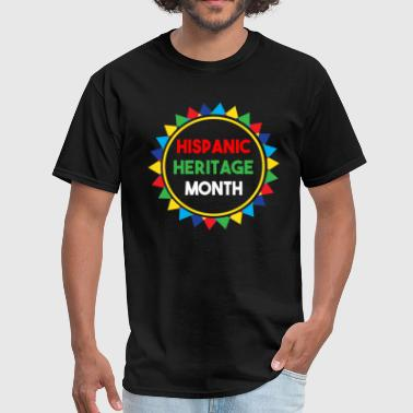 National Hispanic Heritage Month 2018 TShirt - Men's T-Shirt