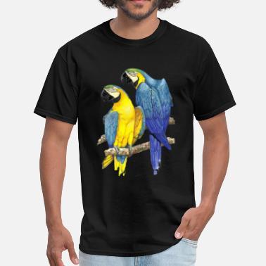 94f48e868ac4 Parrot Parrots - Men  39 s T-Shirt