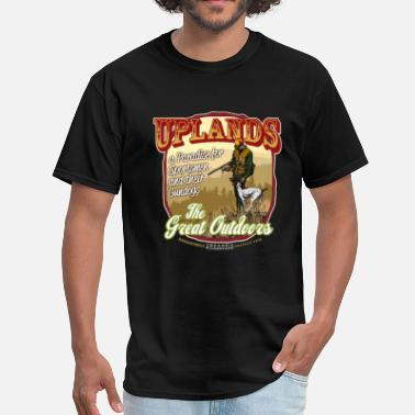 Gundog uplands_great_outdoor - Men's T-Shirt