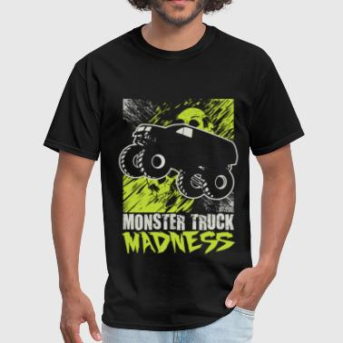 Jam Monster Truck Mad Skulls - Men's T-Shirt