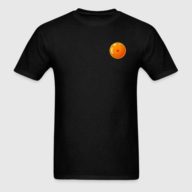 (DB) 1 Star Dragonball - Men's T-Shirt
