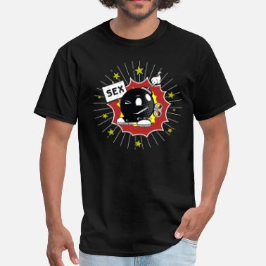 Bob-omb Sex Bob-Omb - Men's T-Shirt