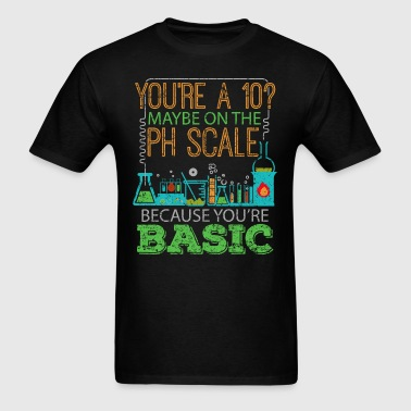 Chemistry Basic - Men's T-Shirt